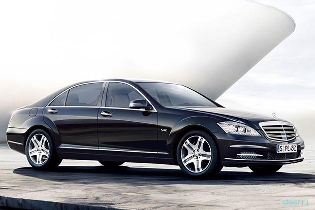 12 самых продаваемых в России люксовых машин