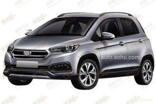 Китайцы выпустят конкурента Suzuki SX4 за 9500 долларов