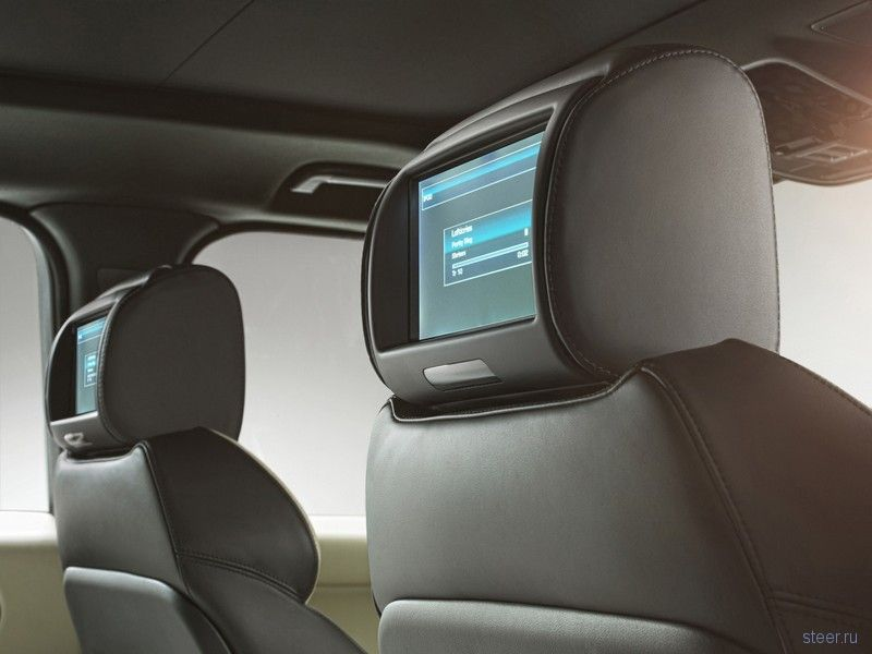 Land Rover официально представил новый Range Rover Sport