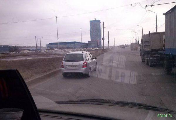 «Неизвестная» Lada Granta: шпионские фото