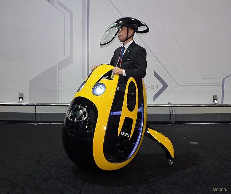 мобильное передвижное средство E4U