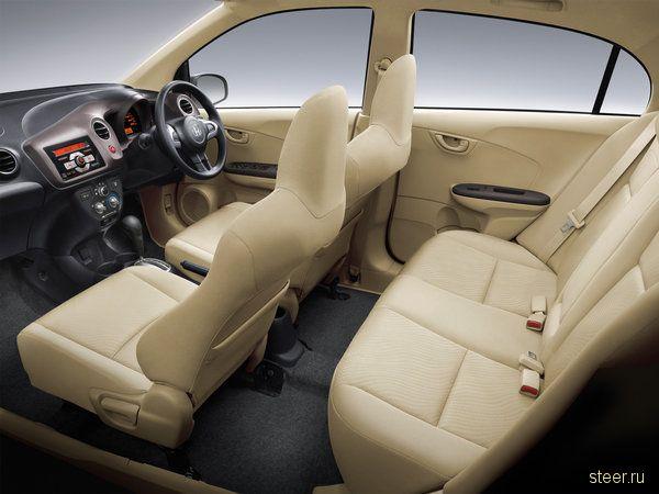 Honda представила автомобиль за 9000 долларов