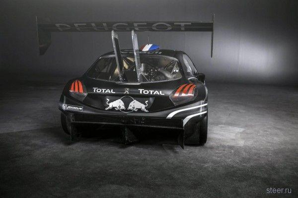 Французы анонсировали невероятный гоночный Peugeot 208