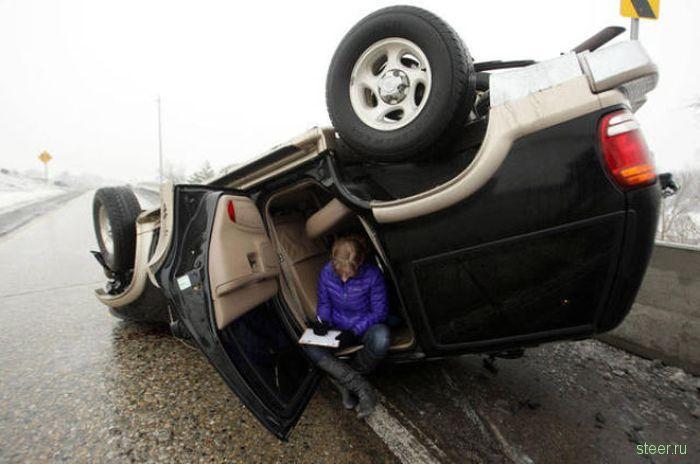 Женщины за рулем : этим сказано все