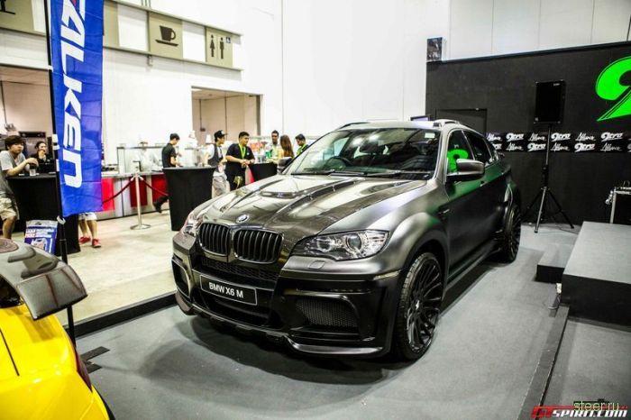 Tokyo Auto Salon Singapore 2013