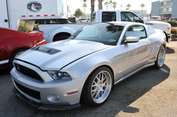 Новый Shelby 1000 Widebody уже нашел первого покупателя