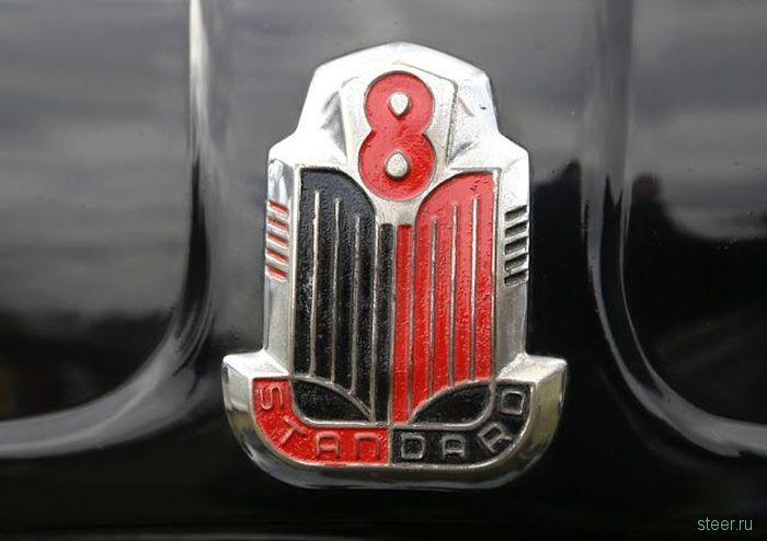 Ретро авто-логотипы