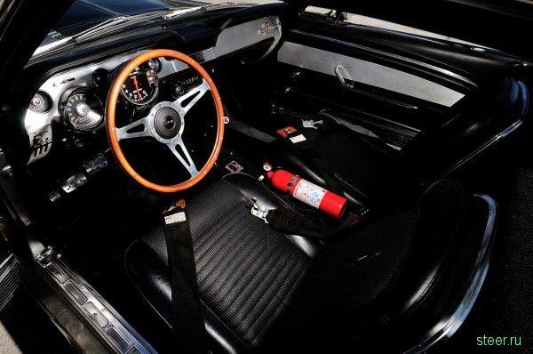 На аукционе продан  Ford Mustang GT500 Eleanor 1967 из Угнать за 60 секунд