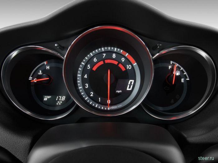 Самые необычные панели управления автомобилем