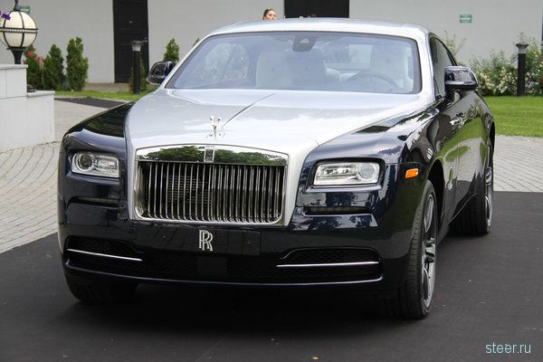 Самый крутой Rolls-Royce: уже в России