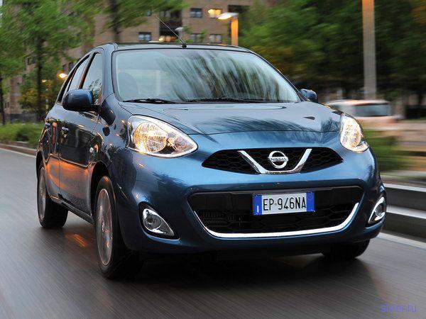 Nissan Micra стал похожим на Qashqai