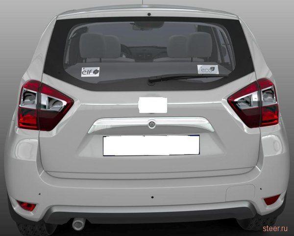 Дешевый внедорожник Nissan: первая информация