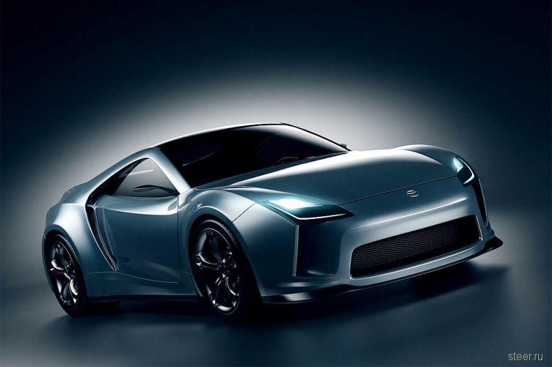 Новую Toyota Supra сделают при помощи BMW