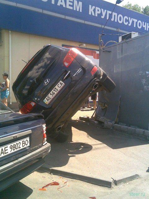 Особенности женской парковки
