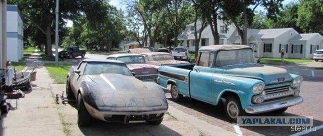 В США нашли заброшенный дилер-центр  Chevrolet
