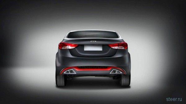 Тюнеры преобразили Hyundai Elantra