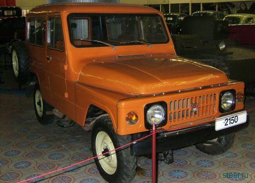 Автомобильные марки прошлого