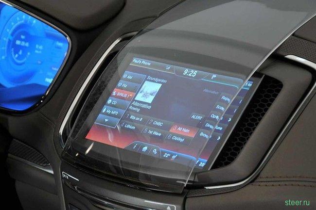 Ford рассекретил новый S-Max