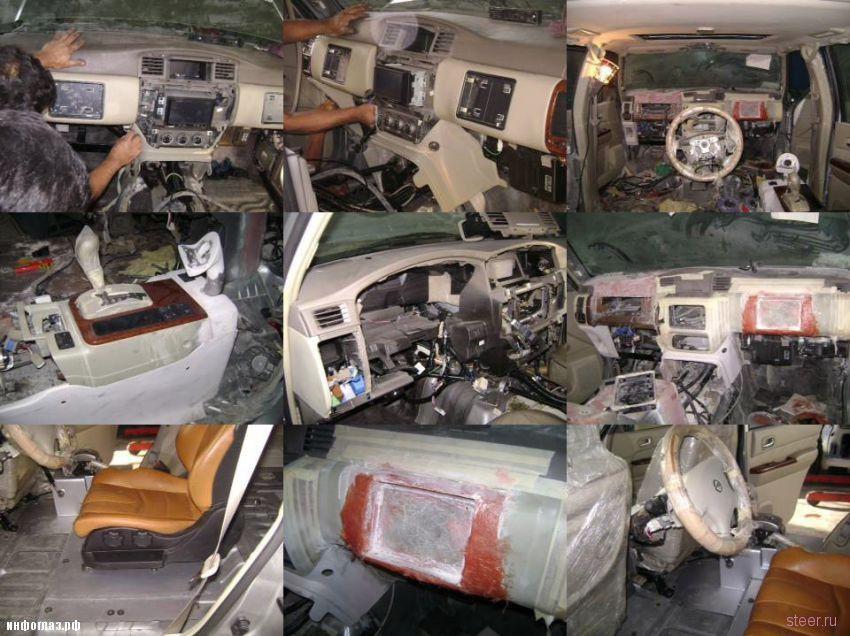 Nissan Patrol по-арабски: все не как у людей