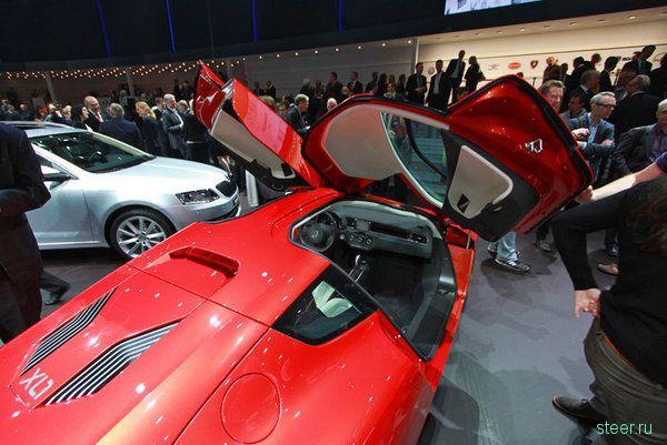 Volkswagen для экономных – всего 110 тысяч евро