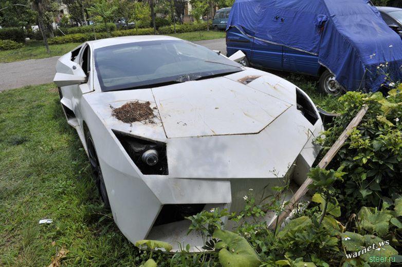 Самодельный китайский Lamborghini