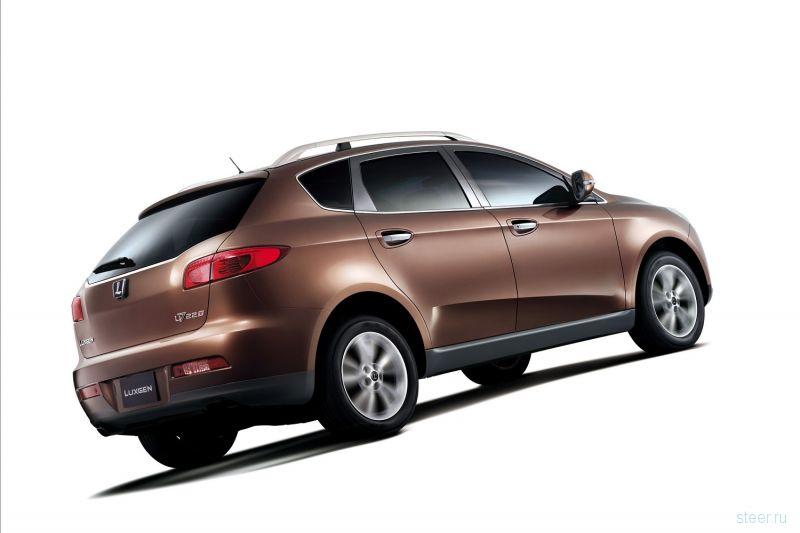 Тайваньский кроссовер Luxgen7 SUV будет стоить от 1 320 000 рублей