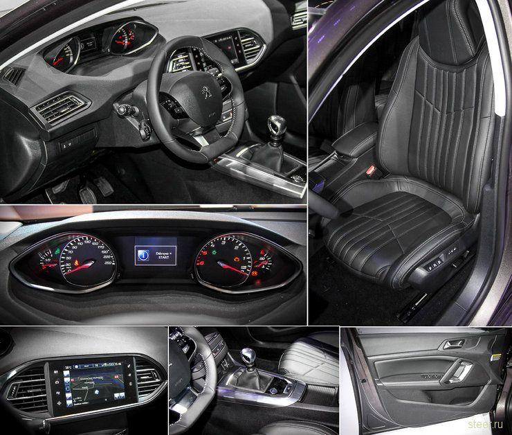 Новый Peugeot 308 — революционные изменения