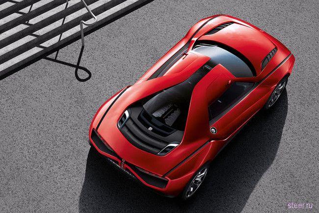 Главная провокация от Audi - Nanuk Quattro