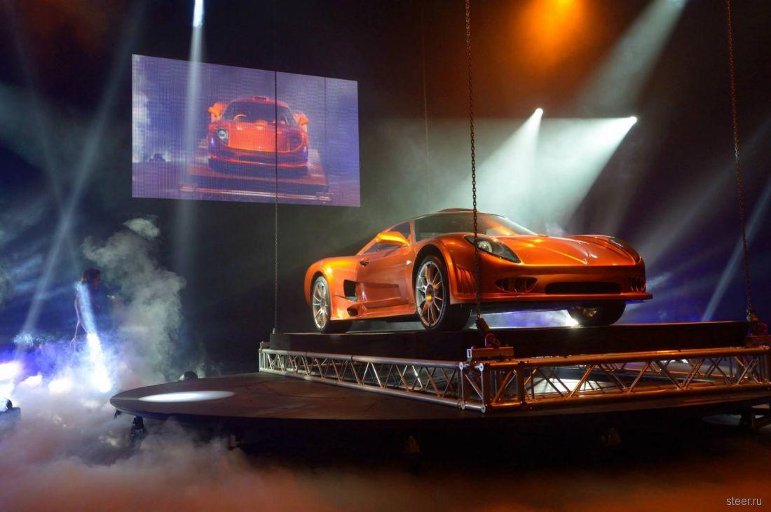 Британцы построили самый быстрый в мире суперкар