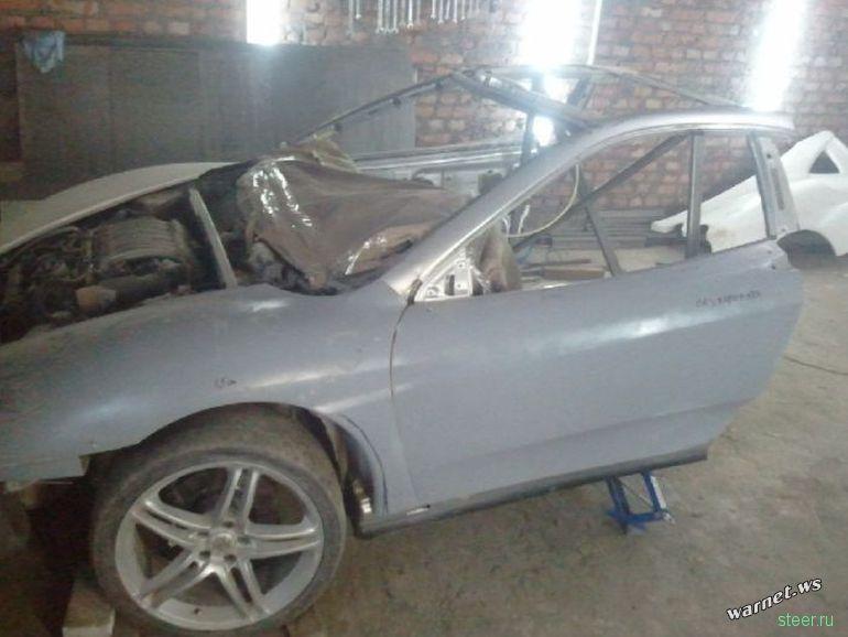 Во что можно превратить старенькое купе Peugeot 406