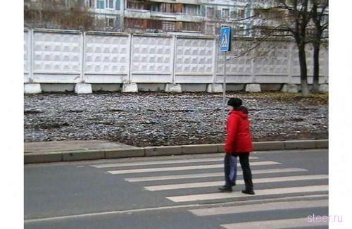 5 смертельных заблуждений пешехода
