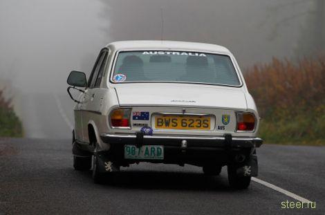 Произведенный в Австралии Peugeot проехал миллион километров