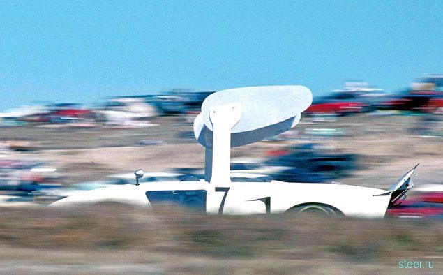 Самые безумные антикрылья в истории автоспорта