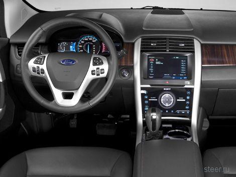 Ford будет выпускать в России два новых кроссовера