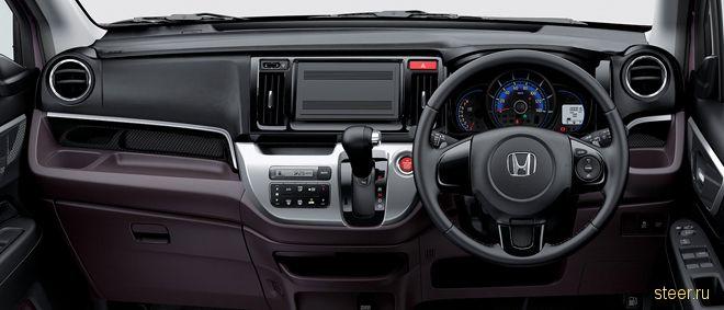 Honda анонсировала выпуск нового хэтчбека N-WGN