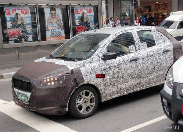 Ford за 10,5 тысяч долларов: первые фото