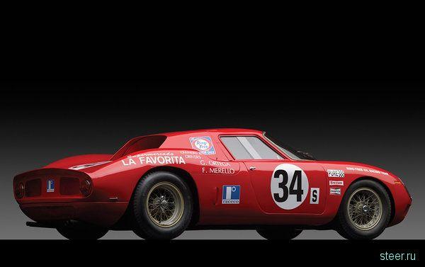 Уникальный Ferrari продали за 14,3 млн долларов