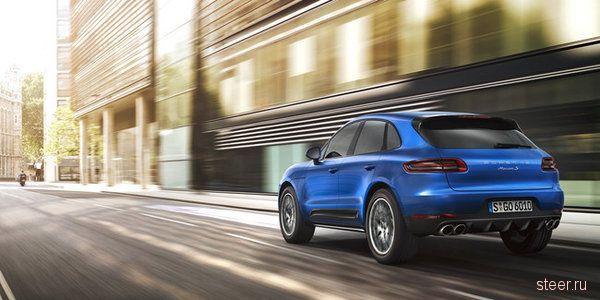 Porsche Macan: названы российские цены