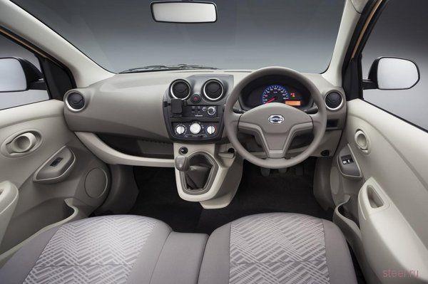 Российский Datsun: первые изображения