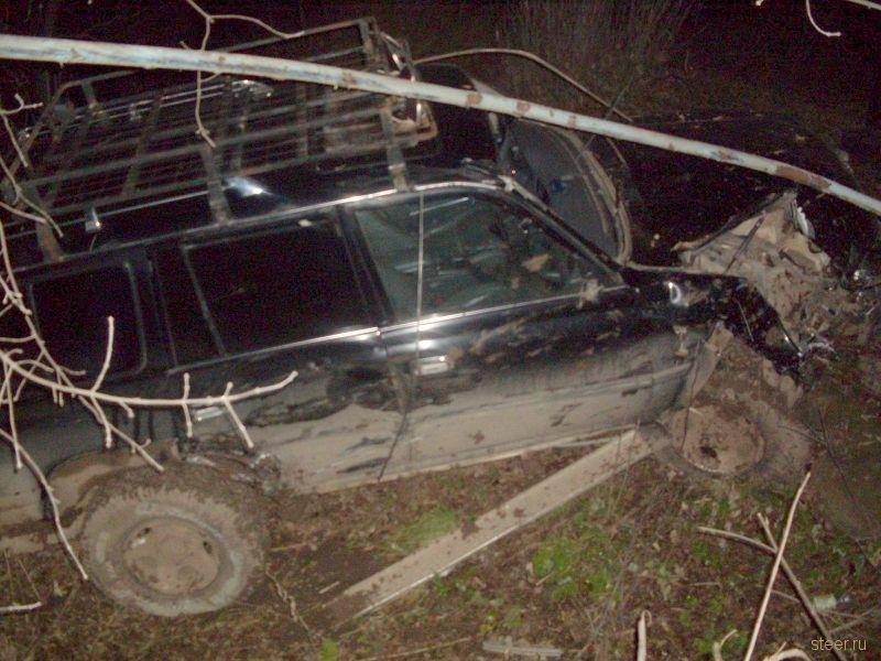 Пьяный священник на Land Cruiser сбил женщину
