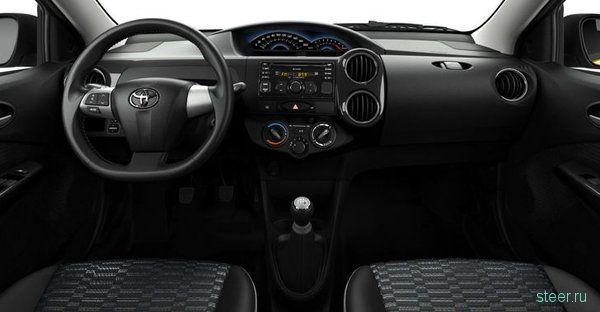 Toyota представила кроссовер за $18 тысяч