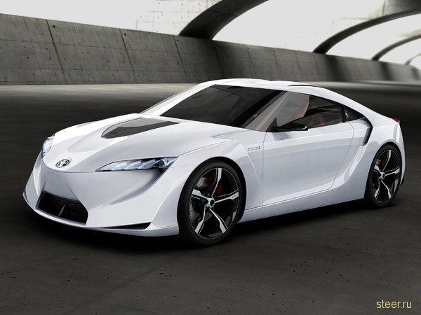 Новая Toyota Supra — уже скоро