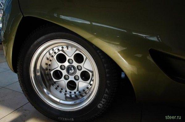 Очень редкий Lamborghini Sogna выставлен на продажу