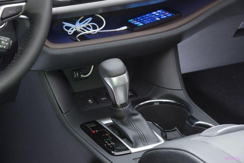Новый Toyota Highlander в России: 2,7 л, передний привод и цена от 1,76 млн