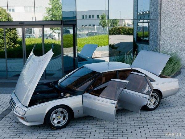 Единственный в мире Ferrari Pinin продается за 1,1 млн евро