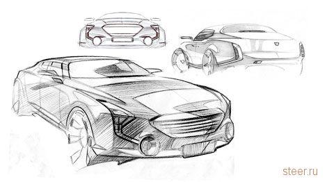 Появились фотографии автомобилей Marussia для «Кортежа»