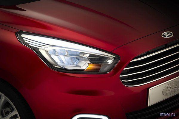 Новый дешевый Ford – официальные фото