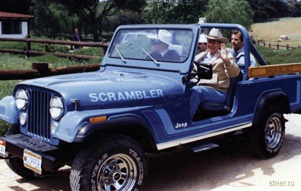 Десять лучших автомобилей известных политиков