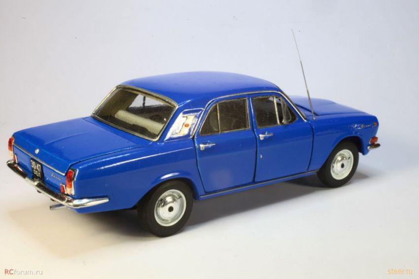 Модель Волга ГАЗ-24