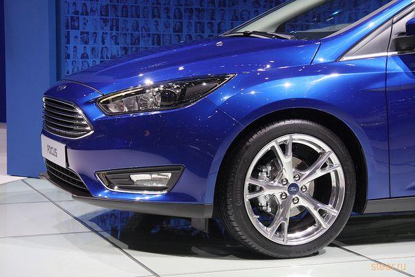 Новый Ford Focus: секретов больше нет